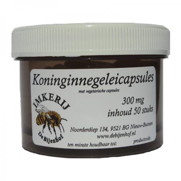 Koninginnegelei capsules 300 mg Koninginnegelei