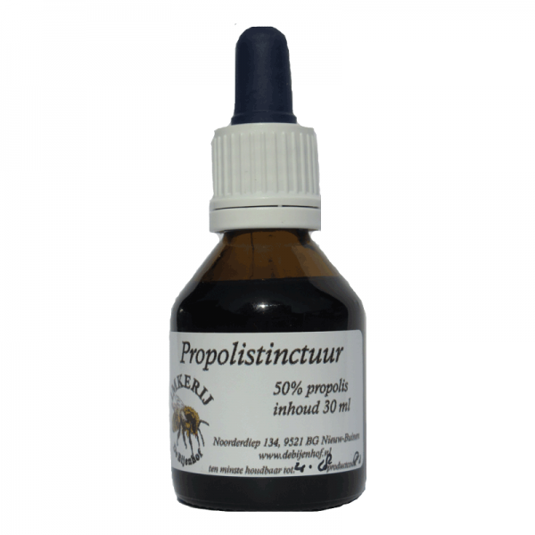 Propolis tinctuur 50% Propolis