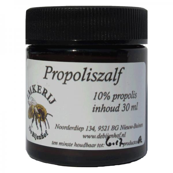 Propolis zalf 10% Propolis