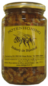 Notenhoning-Walnoot