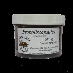 Propolis capsules 300mg